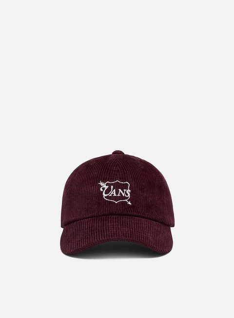 Sale Outlet Curved Brim Caps Vans La Maison Vans Jockey Hat