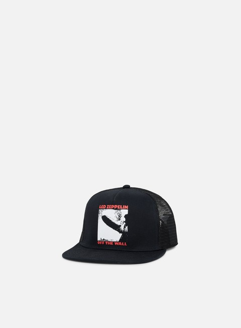 Cappellini Trucker Vans Led Zeppelin Trucker Hat
