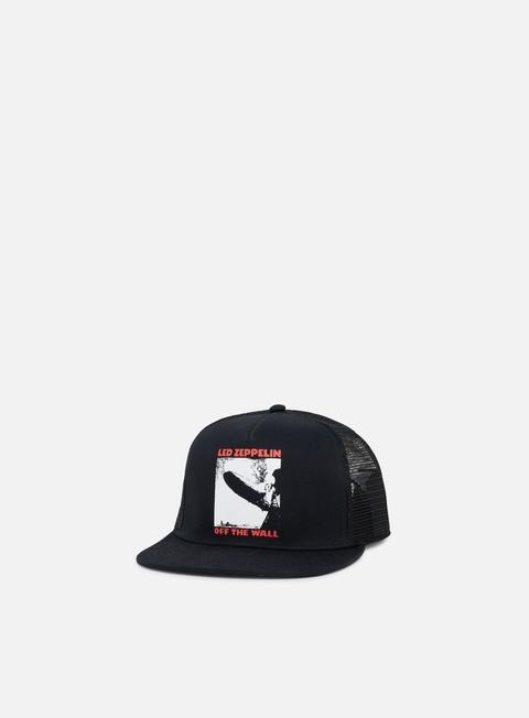 Outlet e Saldi Cappellini Trucker Vans Led Zeppelin Trucker Hat