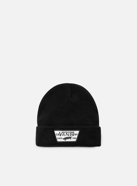 cappellini vans milford beanie black