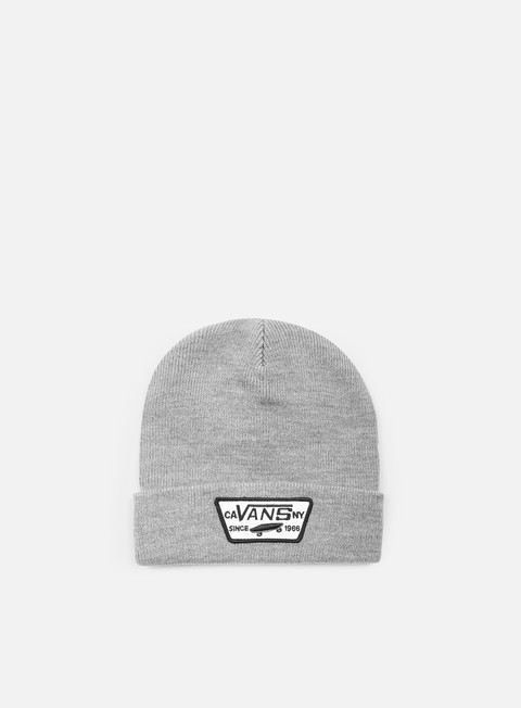 cappellini vans milford beanie heather grey