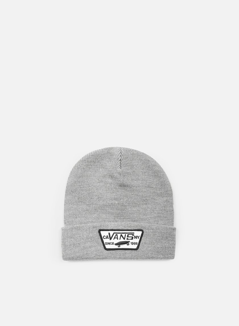Vans - Milford Beanie, Heather Grey