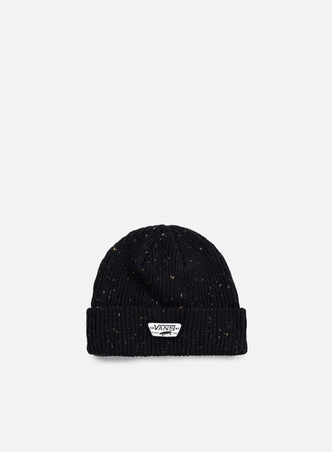 cappellini vans mini full patch beanie black