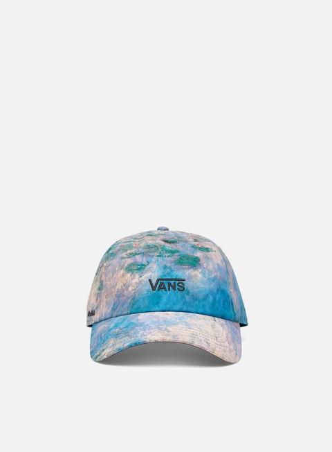 Curved Brim Caps Vans MoMA Monet Hat