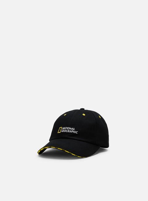Cappellini Visiera Curva Vans National Geographic Hat