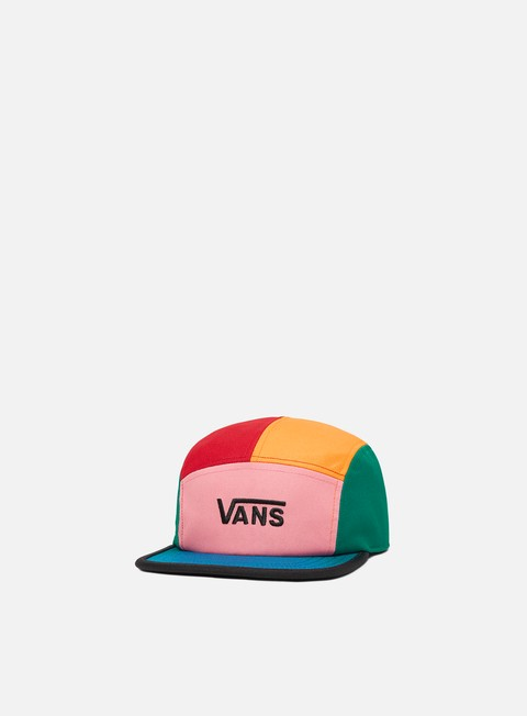 5 Panel Caps Vans Patchy Hat