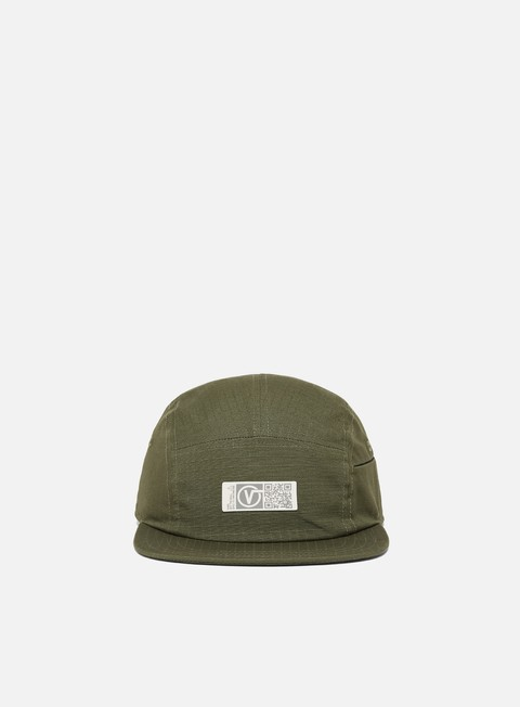 Vans Quick Response 5 Panel Camper Hat