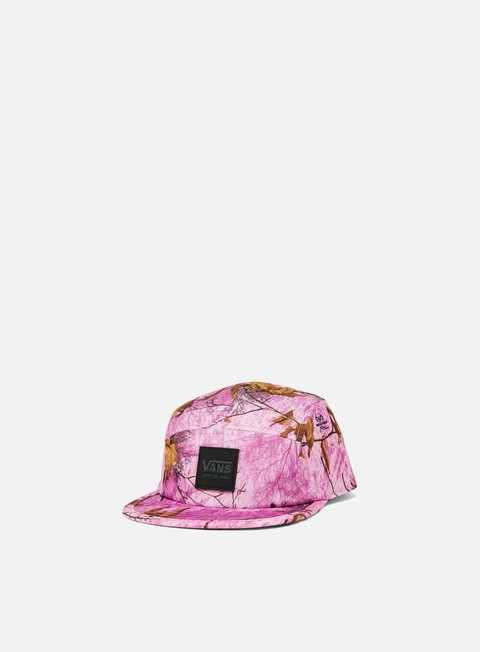 Outlet e Saldi Cappellini 5 Panel Vans Realtree Hat