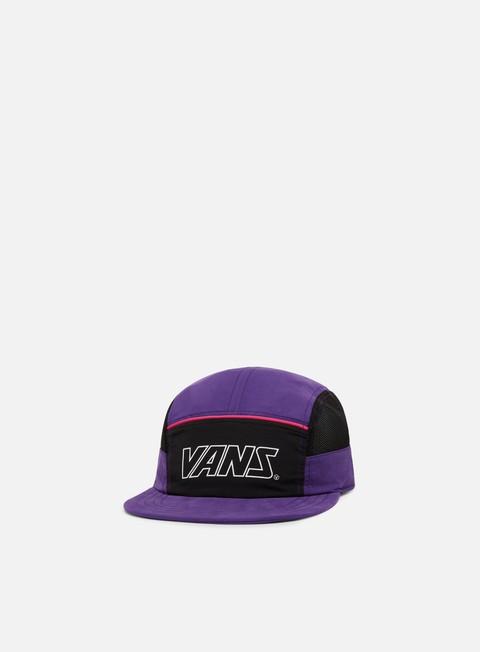 Cappellini 5 Panel Vans Retro Sport Camper Hat