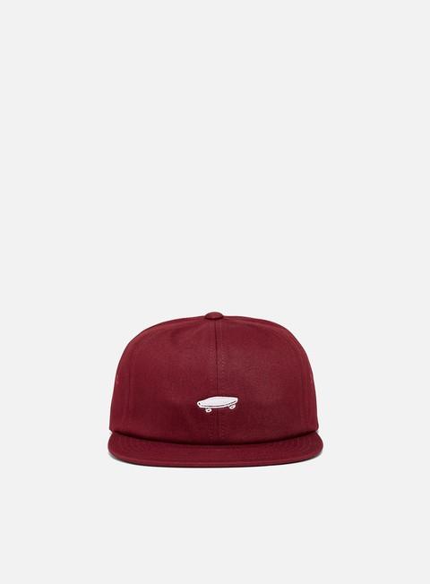 Cappellini con visiera Vans Salton II Hat
