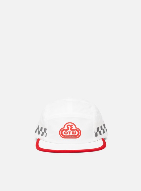 5 Panel Caps Vans SE Bikes Camper Hat