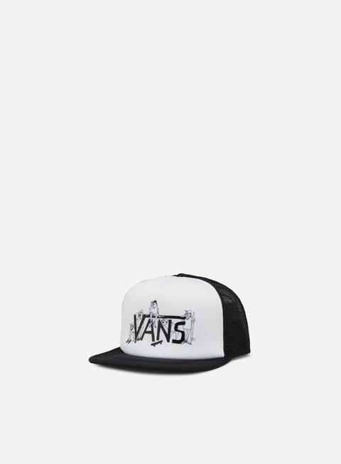 Trucker Caps Vans Shaper Gang Trucker Hat