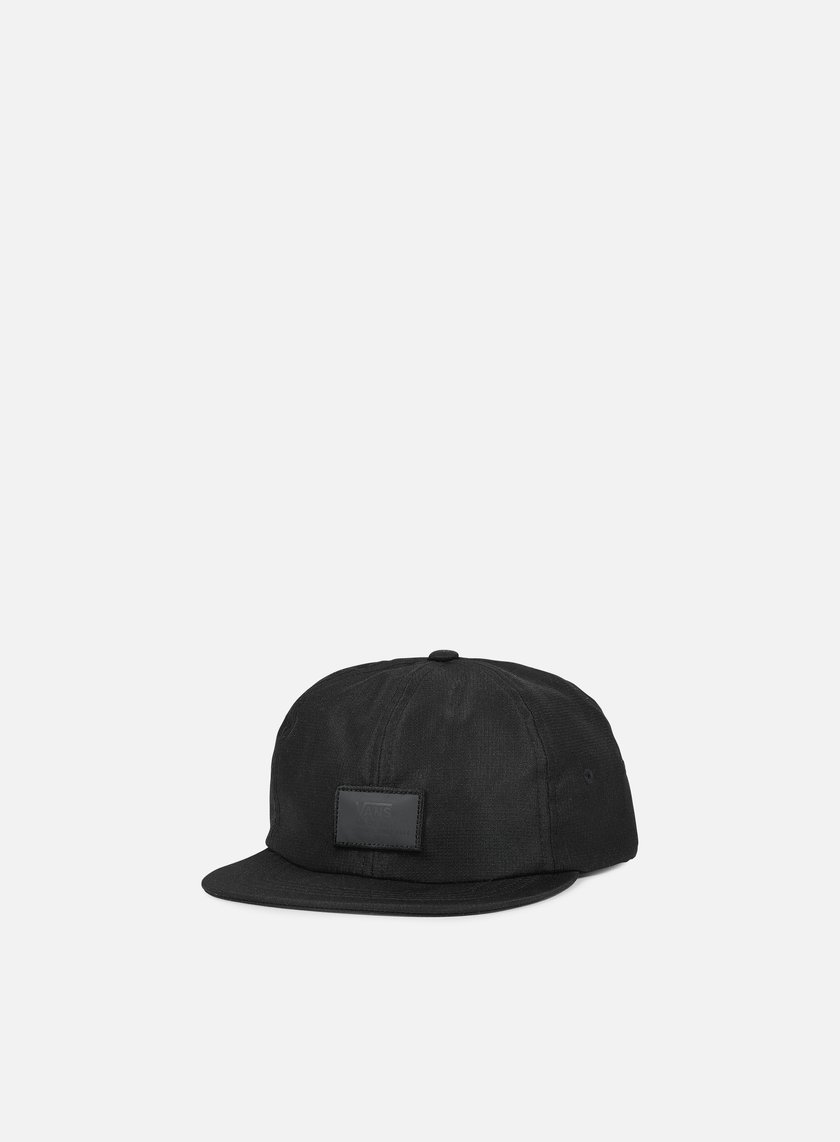 Vans - Sinto Jockey Hat, Black