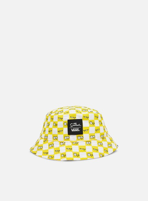 Sale Outlet Bucket Hat Vans The Simpsons Check Eyes Bucket