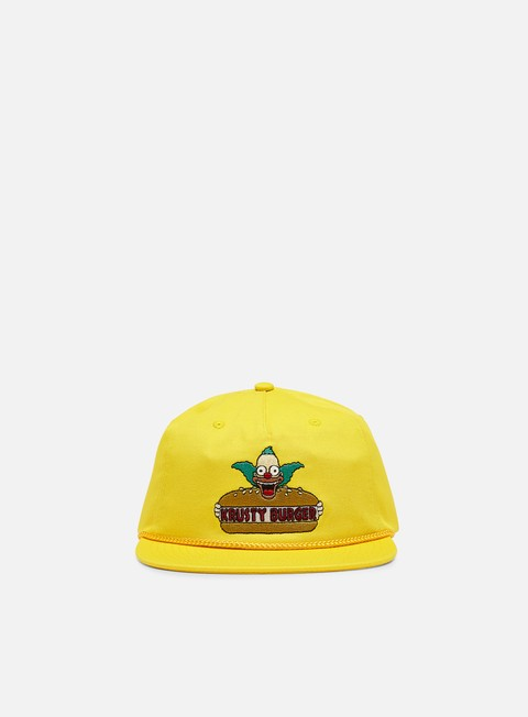 Sale Outlet Snapback Caps Vans The Simpsons Shallow Unstrctd Snapback