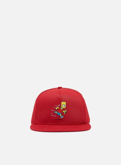 Sale Outlet Snapback Caps Vans The Simpsons Snapback