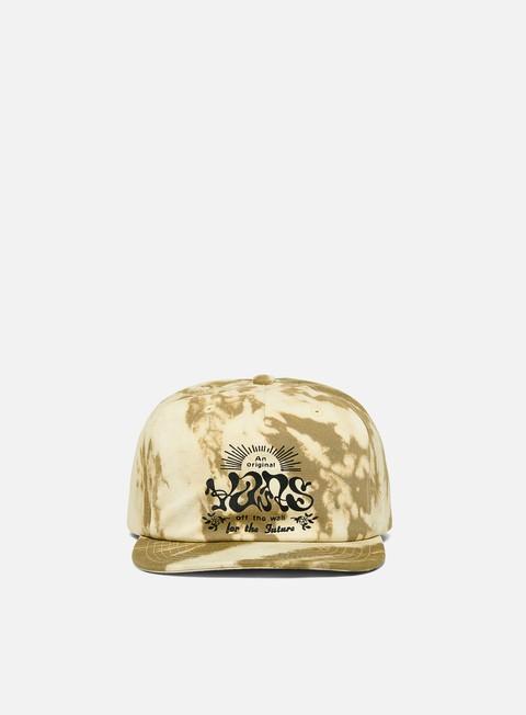 Cappellini con visiera Vans Trippy Vans Shallow Unstructured Hat