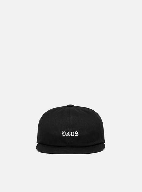 Cappellini con visiera Vans Trobe Jockey Hat