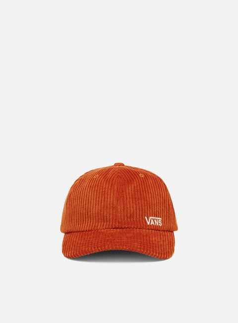 Sale Outlet Curved Brim Caps Vans Tutors Hat