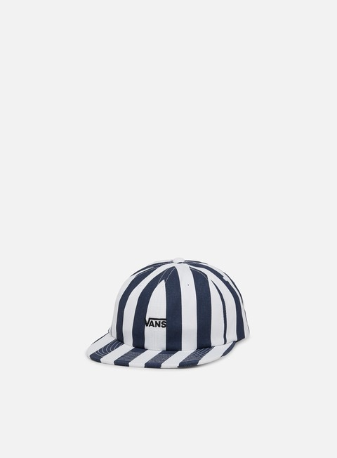 Sale Outlet Snapback Caps Vans Vans Stripe Unstructured Hat
