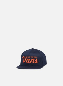 Vans - Wilmington Snapback, Dress Blue