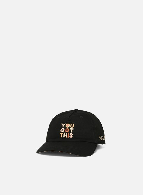 Curved Brim Caps Vans WMNS BCA Courtside Hat