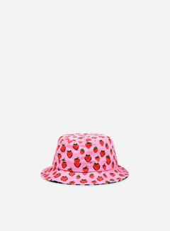 Vans - WMNS Clashed Bucket Hat, Strawberries 1