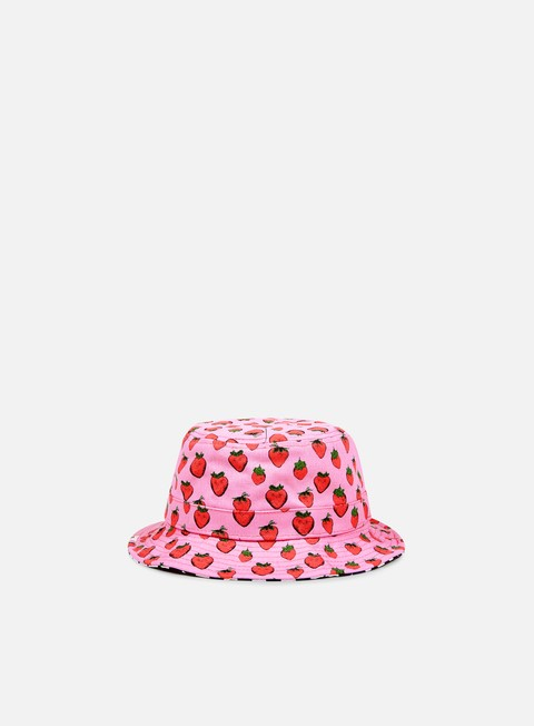 cappellini vans wmns clashed bucket hat strawberries