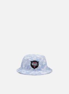 Vans - WMNS End Of The Road Bucket Hat, Tie Dye Palace Blue