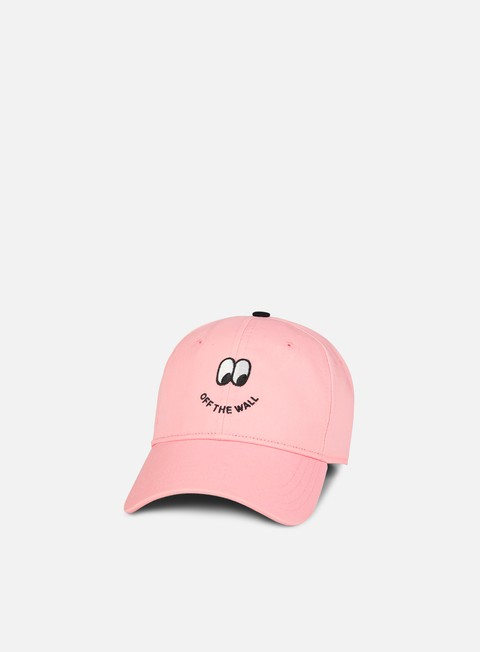 Sale Outlet Curved Brim Caps Vans WMNS Vans x Lazy Oaf Off The Wall Lazy Cap