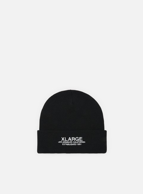 Outlet e Saldi Cuffie X-Large Established Cuffed Beanie