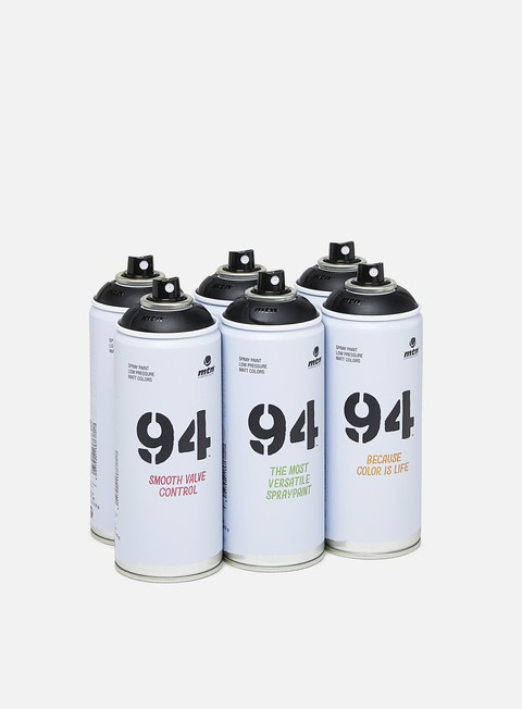 Combo Pack di Spray Montana 94 400 ml 6 Pack