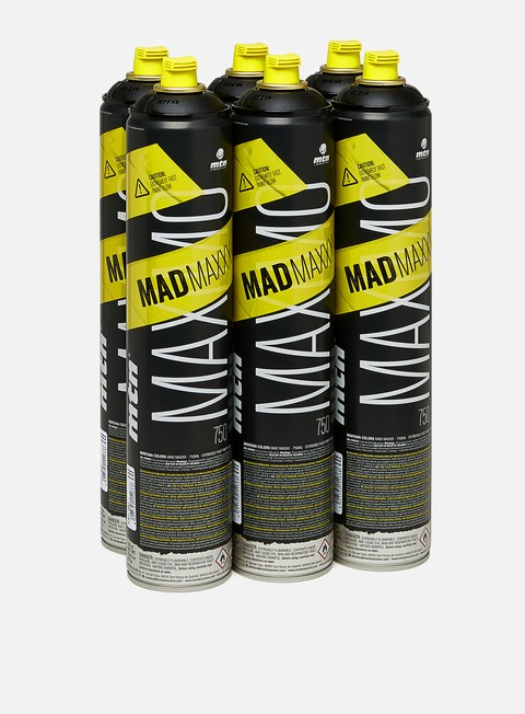 Combo Pack di Spray Montana Mad Maxxx 750 ml 6 Pack