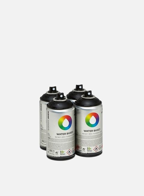 Combo Pack di Spray Montana Water Based 300 ml 4 Pack