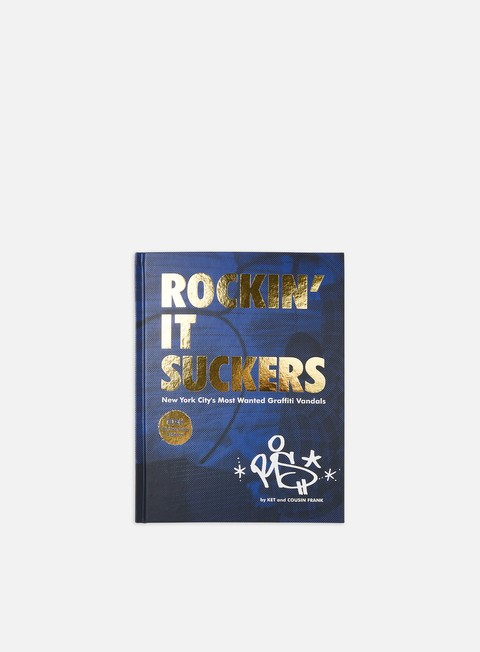 Graff books Dokument Rockin' It Suckers 10th Anniversary