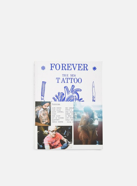 Books  Forever: The New Tattoo