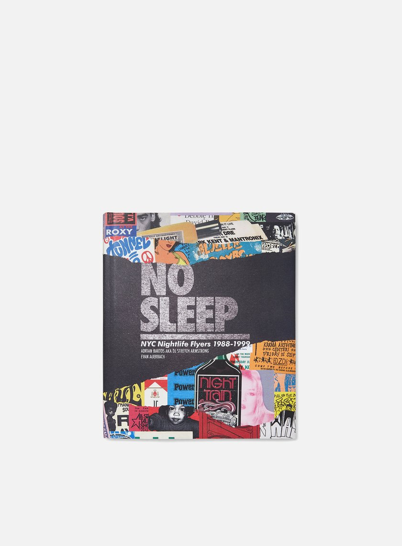 No Sleep: NYC Nightlife Flyers 1988-1999