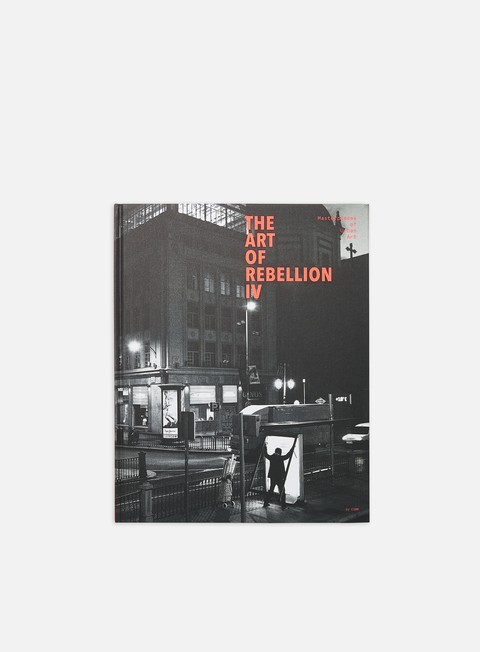 Graff books Publikat The Art Of Rebellion 4