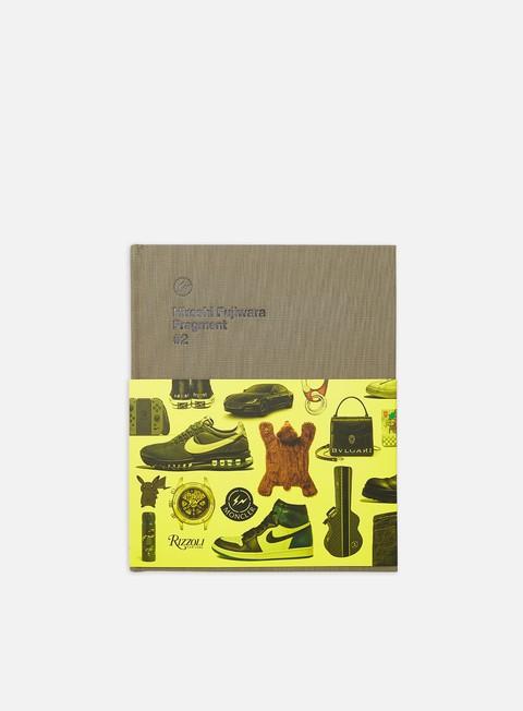 Books Rizzoli New York Hiroshi Fujiwara: Fragment #2