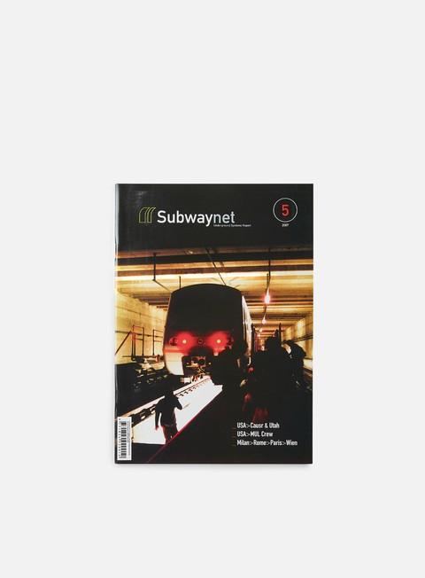 Graff zines Subwaynet Subwaynet 5