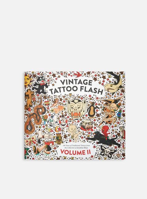Books  Vintage Tattoo Flash Volume 2