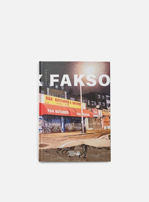 Graff books Wholetrain Press Crossing