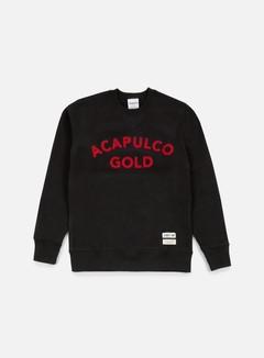 Acapulco Gold - Championship Crewneck, Black 1