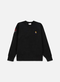 Acapulco Gold - Chef Crewneck, Black