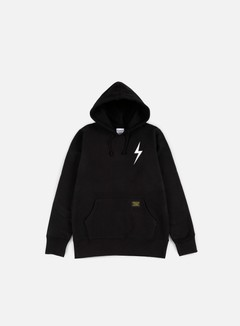 Acapulco Gold - Flying Tiger Hoodie, Black 1