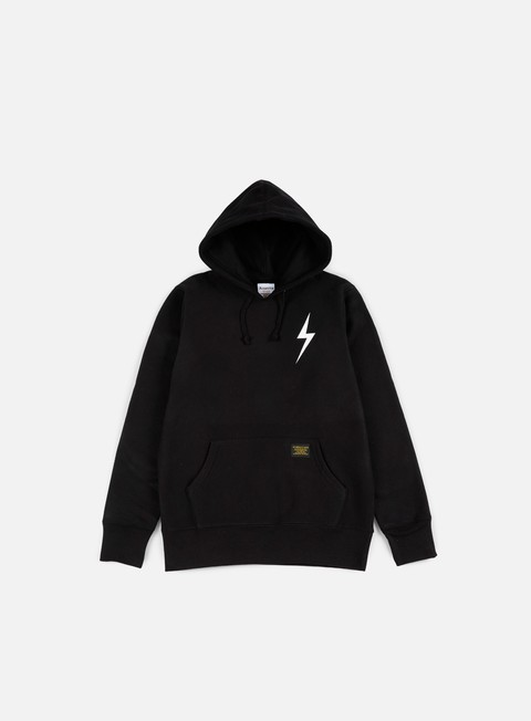 felpe acapulco gold flying tiger hoodie black