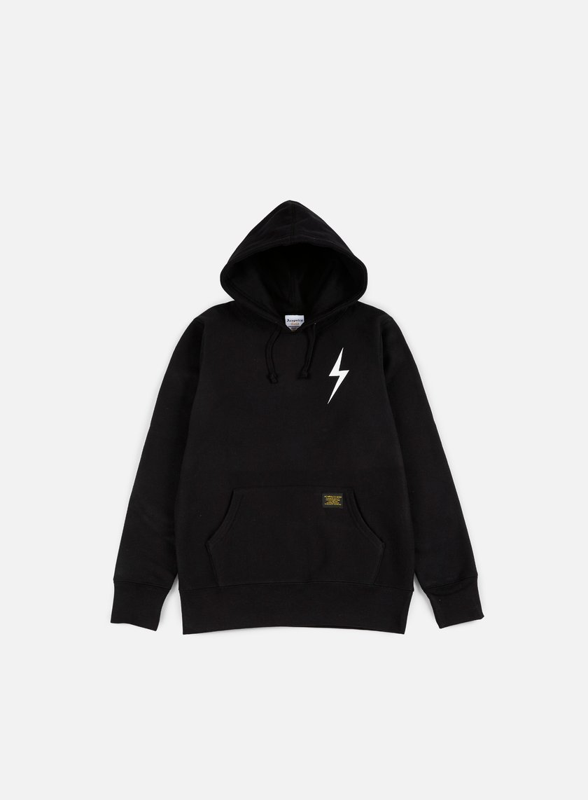 Acapulco Gold - Flying Tiger Hoodie, Black