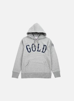 Acapulco Gold - Gold Hoody, Heather Grey 1