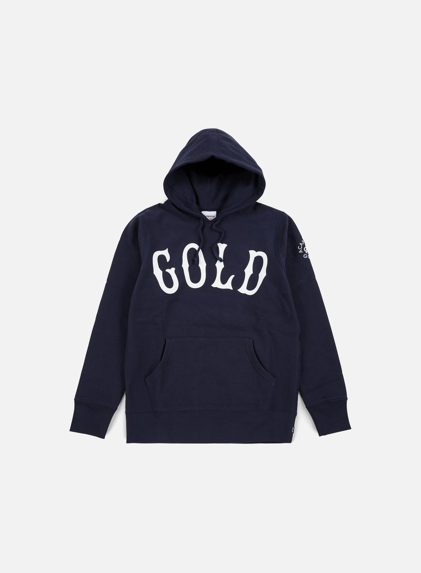 Acapulco Gold - Gold Hoody, Navy