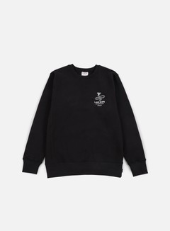 Acapulco Gold - Last Hope Crewneck, Black 1